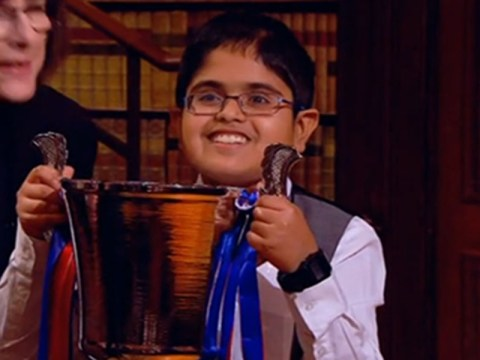 Rahul crowned winner of Child Genius 2017 after closely fought battle against runner-up Ronan