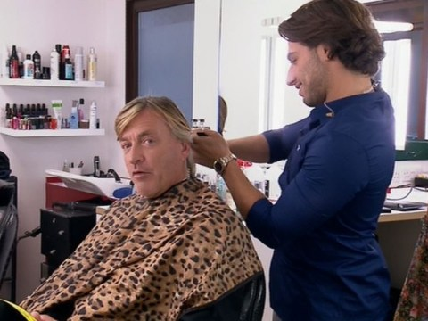Kem Cetinay gives Richard Madeley his first new hair style in 40 YEARS live on GMB – but it's a disappointment