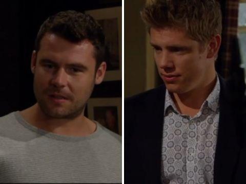 Emmerdale spoilers: Aaron Dingle discovers Robert Sugden's Home Farm crash involvement?