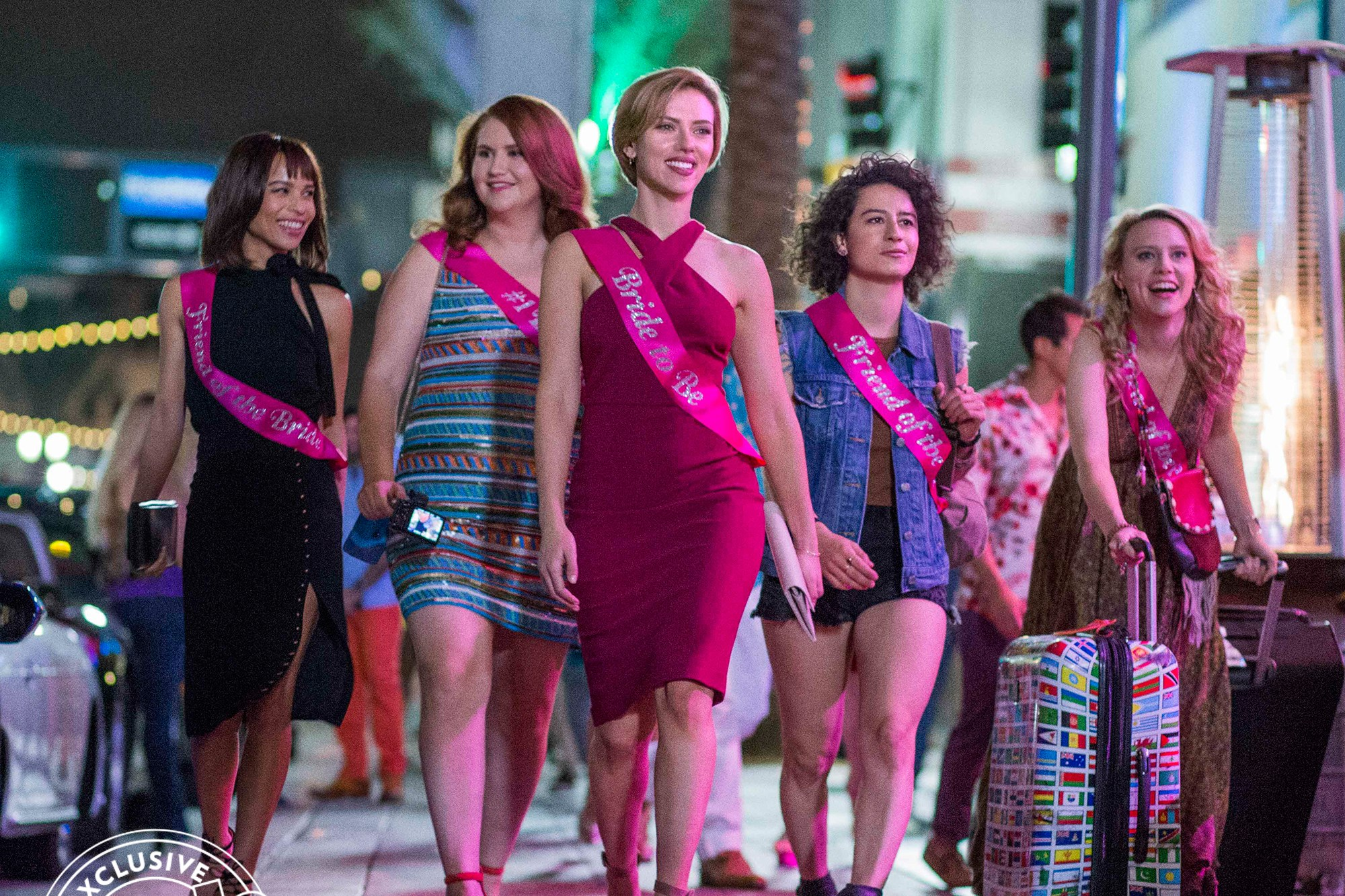 Rough Night review: A dark but funny night out from hell