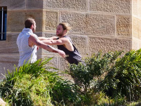 Home and Away spoilers: Is Ash involved in Kat's death? Ash and Robbo film explosive fight scenes