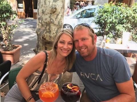 American killed in Barcelona terror attack was celebrating wedding anniversary with wife