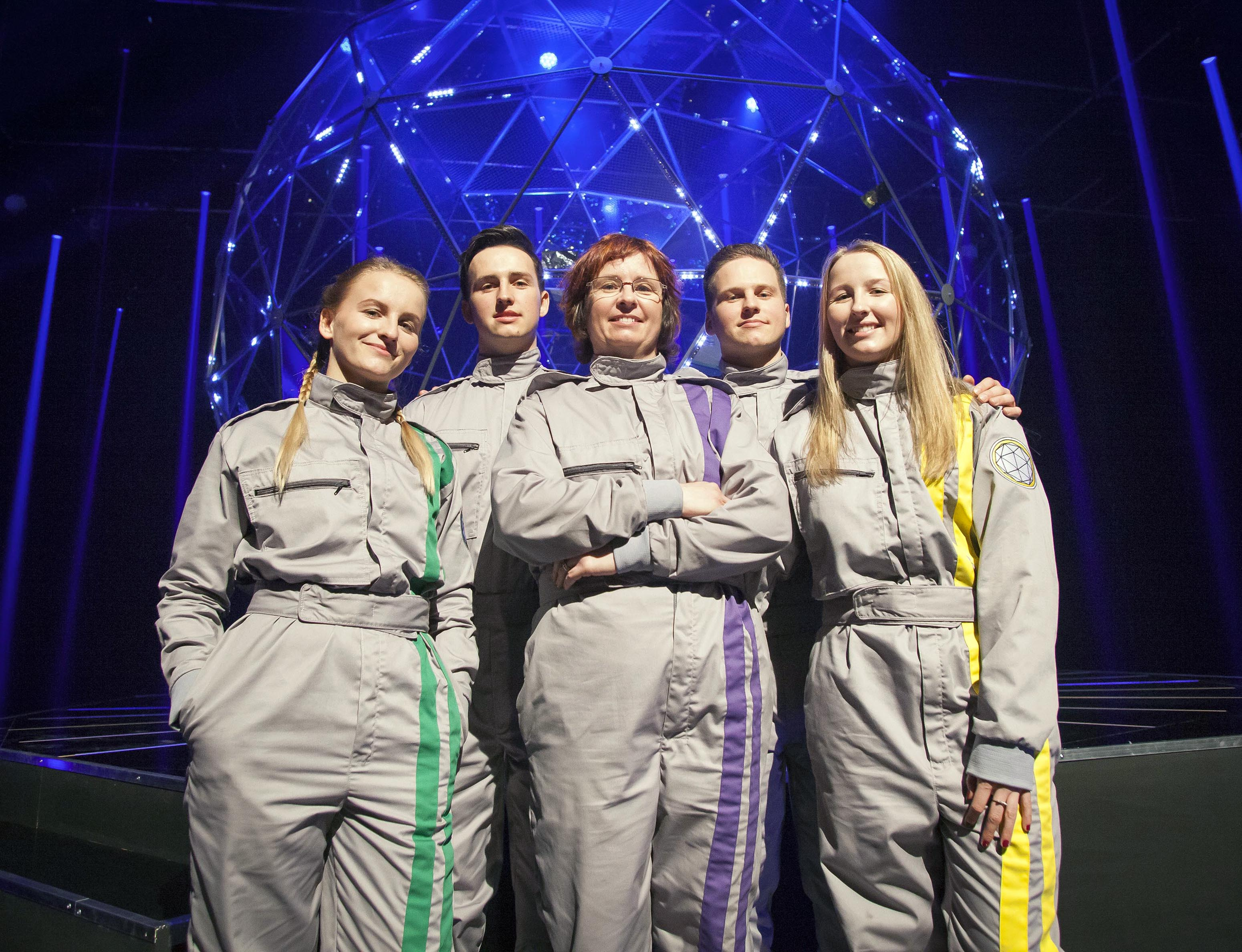 Crystal Maze viewers reckon the show is much better 'without the Z list celebrities'