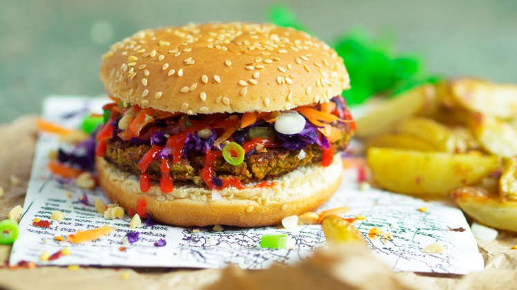 National Burger Day 2017: 10 mouth watering vegan burger recipes to make today