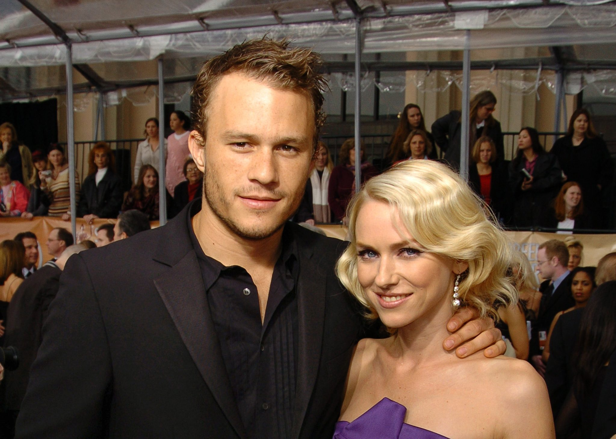 Heath Ledger's ex Naomi Watts recalls the day she found out he'd died