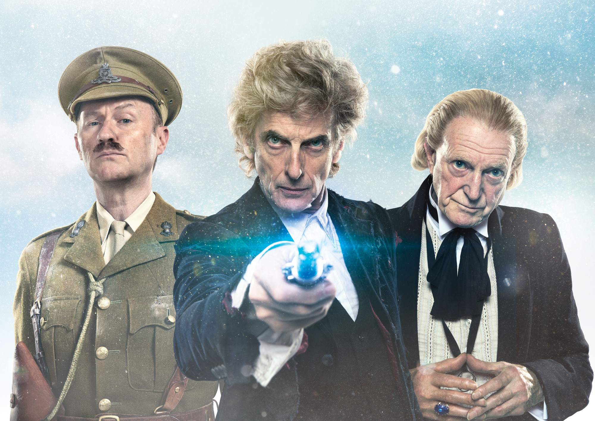 Everything you need to know about the Doctor Who Christmas Special, Twice Upon A Time