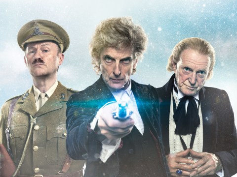 Doctor Who's Christmas special is the perfect swan song for Peter Capaldi and Steven Moffat