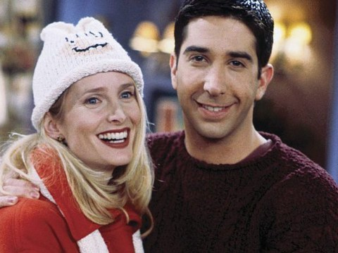 Friends star Jane Sibbett took the role of Carol two days after giving birth