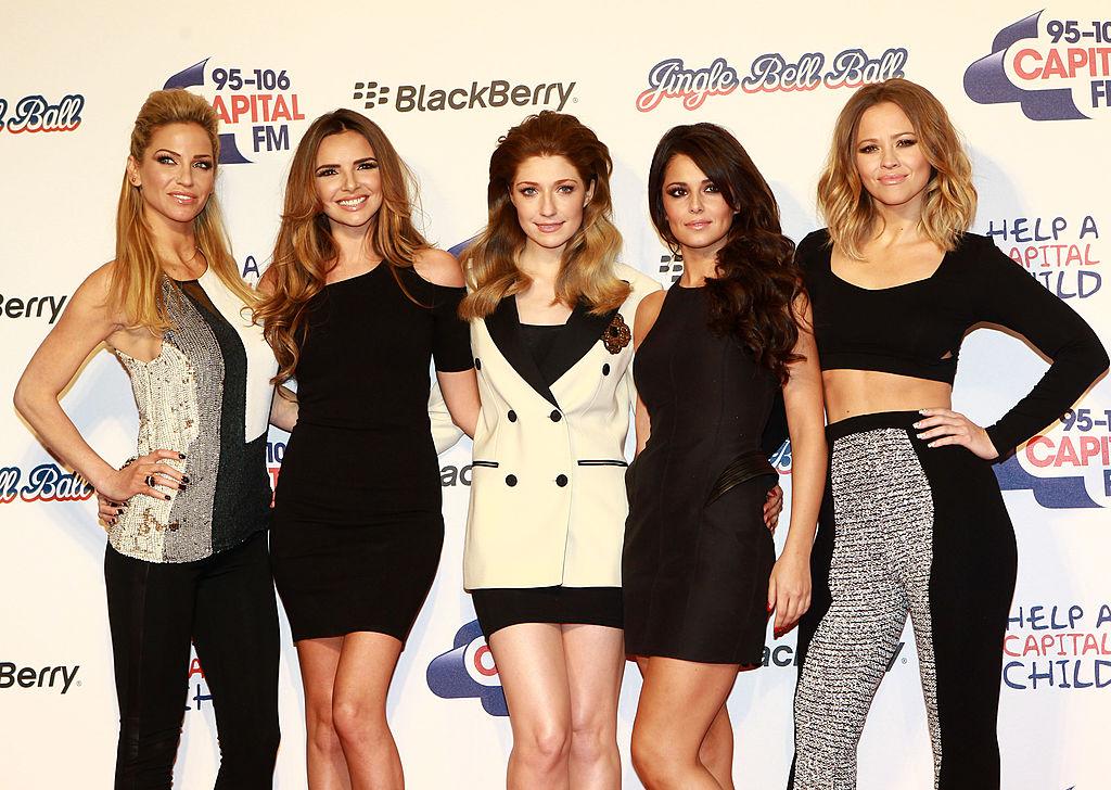 Kimberley Walsh admits she has grown apart from Girls Aloud bandmates Sarah Harding and Nadine Coyle
