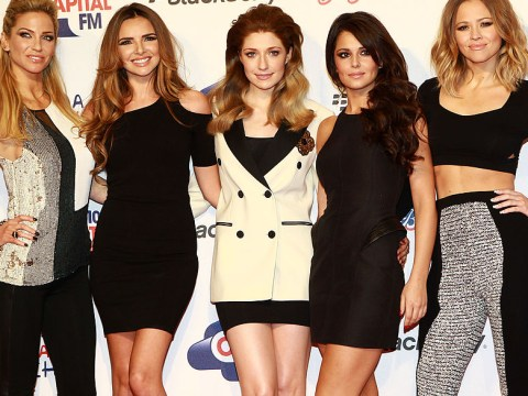 Kimberley Walsh admits she has grown apart from Girls Aloud bandmates Sarah Harding and Nadine Coyle