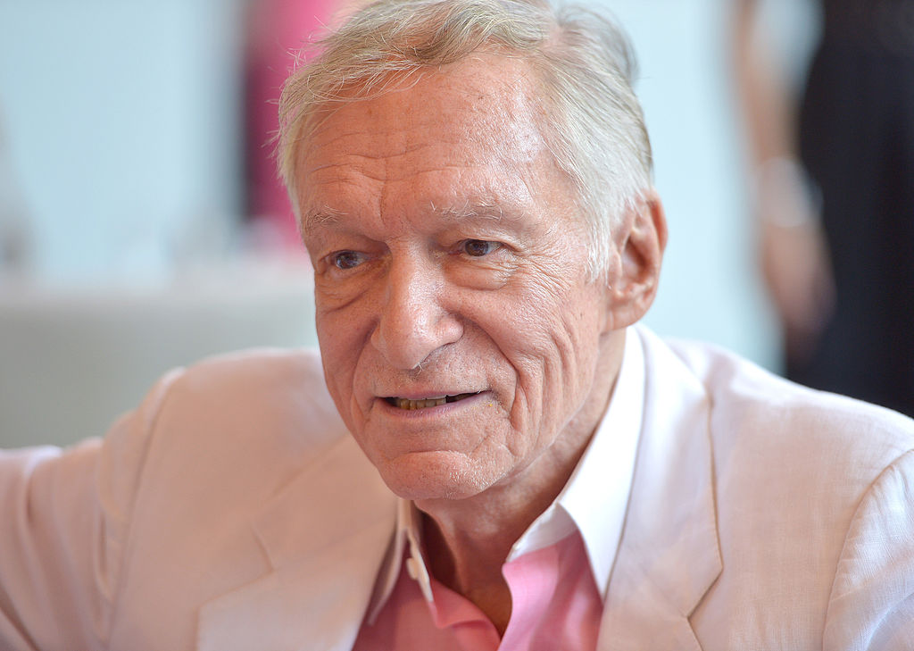 Hugh Hefner suffered 'crippling back infection' in lead up to his death