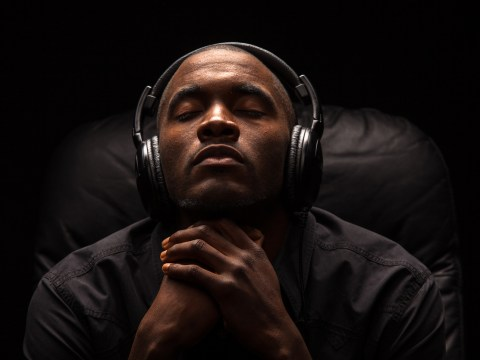 This is what it's like to listen to music in the dark with your other senses taken away