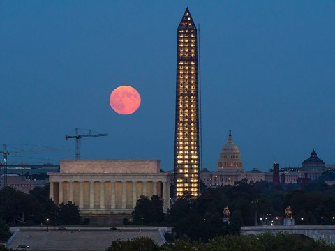 When is the next full moon? Why September's is called a 'Harvest Moon'