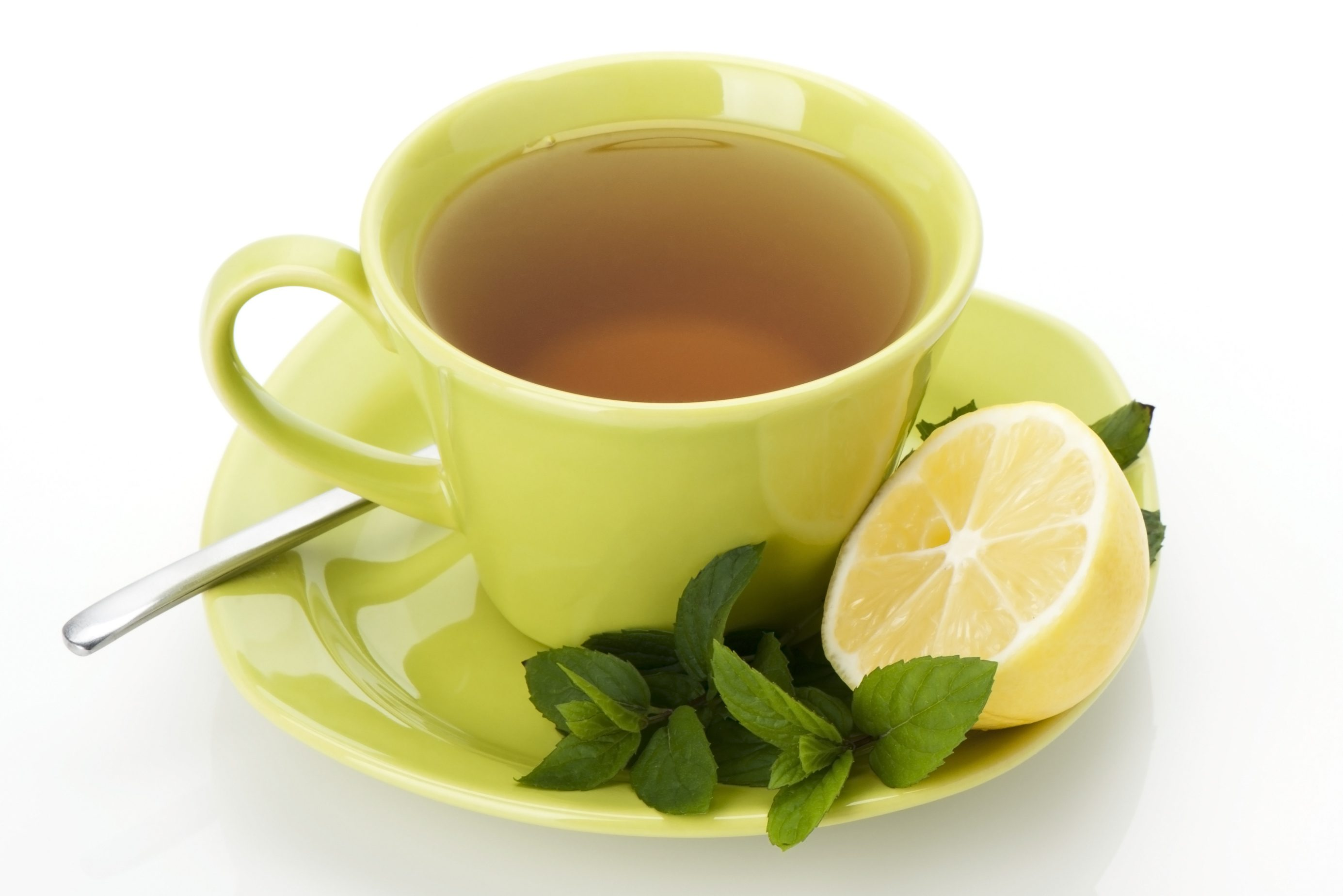 Does green tea have caffeine in it and if so how much?