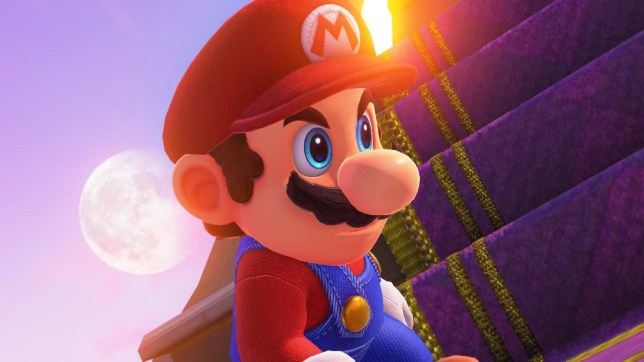 7015f9dca Super Mario Odyssey - the man with the hat is back
