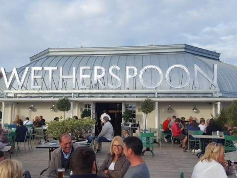 I went to the world's biggest Wetherspoon's and it was an absolute bloody delight