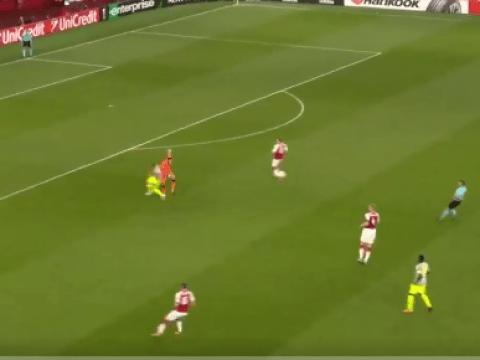 Arsenal go behind after David Ospina error, fans troll Gunners over nightmare Europa League start