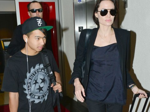 Angelina Jolie's teenage son Maddox calls her 'a wonder' in his first interview
