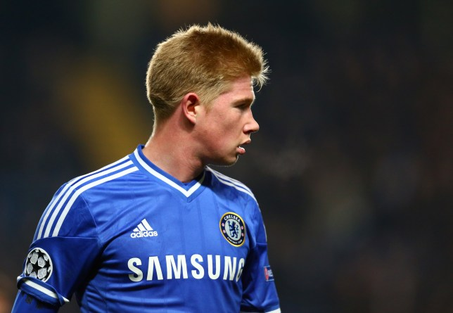 official photos ea936 2df4c Chelsea news: Kevin De Bruyne sale defended by Frank Lampard ...