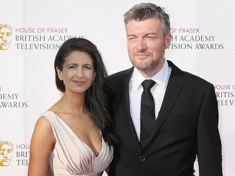 Emmys 2017: Charlie Brooker gives former Blue Peter presenter wife Konnie Huq a shoutout