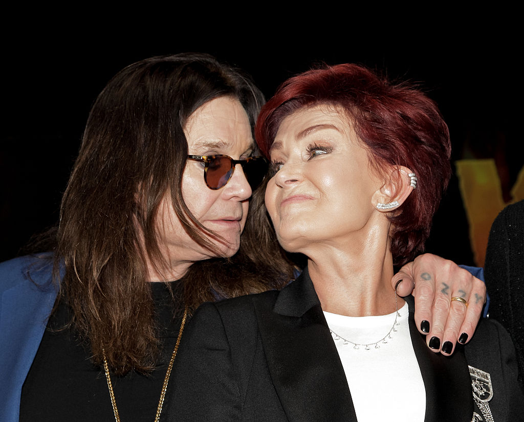 Ozzy Osbourne thinks he was a 'f**king idiot' to cheat on wife Sharon during peak of his sex addiction