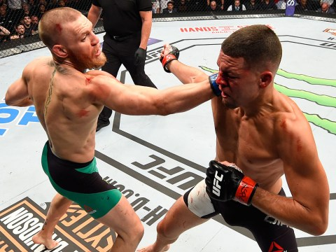 Dana White denies claims Conor McGregor vs Nate Diaz trilogy fight has been booked for December