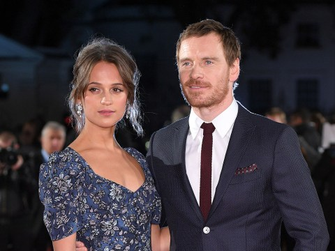 Michael Fassbender 'set to marry on-screen love Alicia Vikander' in secret Ibiza ceremony