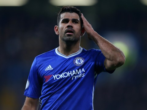 Chelsea's Diego Costa in talks over Fenerbahce loan before Turkish transfer deadline