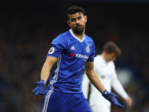 Chelsea's Diego Costa gets transfer warning from Spain manager Julen Lopetegui