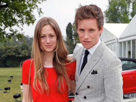 'Delighted' Eddie Redmayne becomes a father for second time