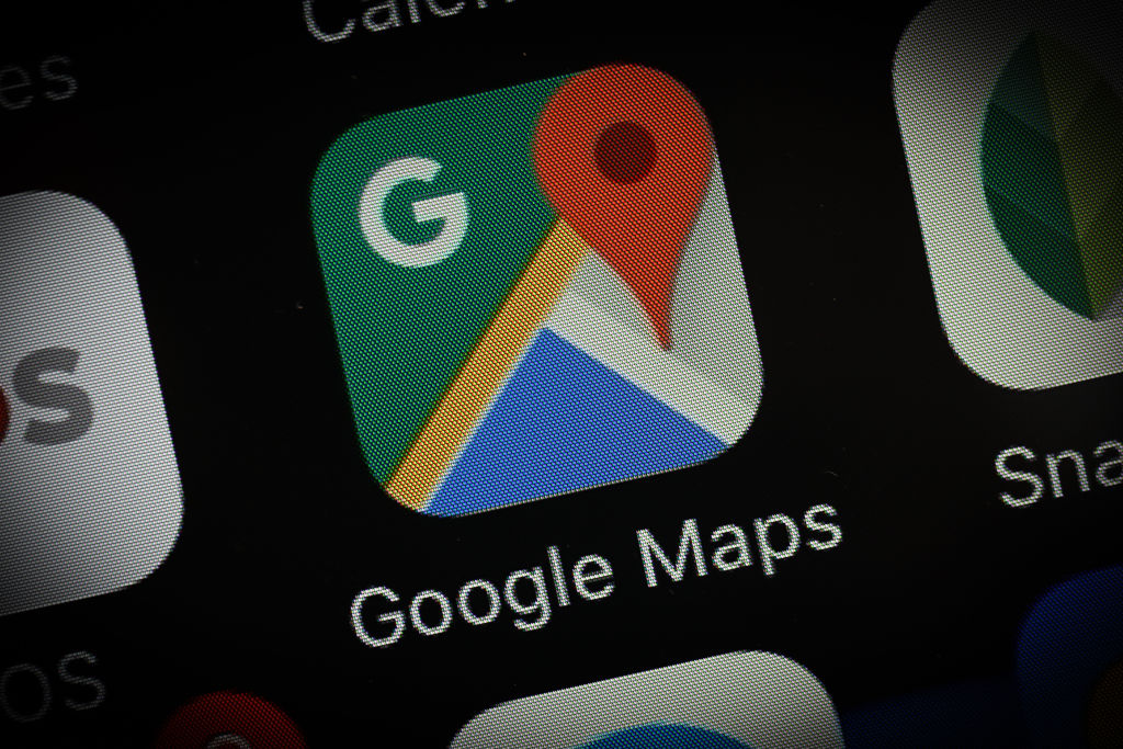 What is Google Maps new video review feature?