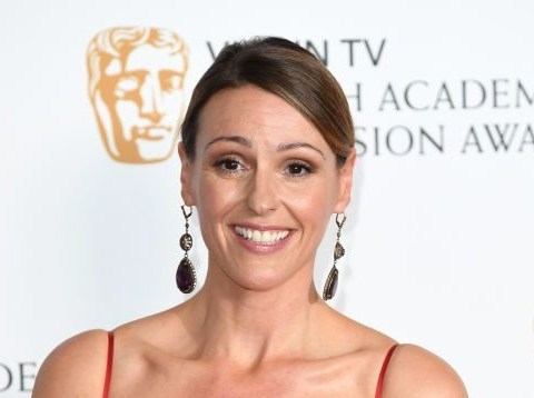 Emotional Suranne Jones says filming Save Me with Lennie James was 'difficult but therapeutic' following mother's death