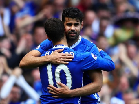 Eden Hazard will miss Diego Costa more than anyone else, reckons Stuart Pearce