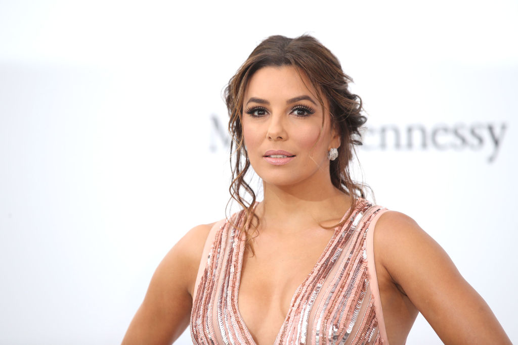 Eva Longoria confirms she's not pregnant following recent holiday snaps