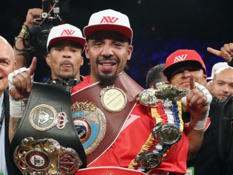 Two-weight world champion Andre Ward retires from boxing