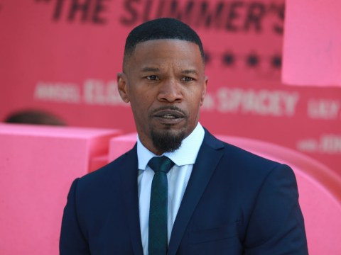 Jamie Foxx won't face charges after woman claimed actor 'struck her in the face with his penis'