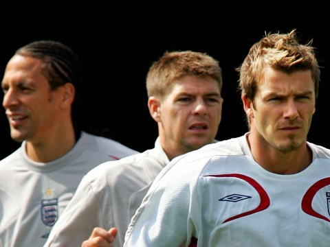 Liverpool legend Steven Gerrard admits he hated England team-mates who played for Manchester United