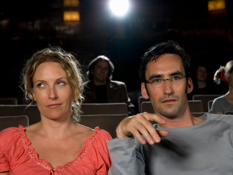 Why you should never go to the cinema on a first date