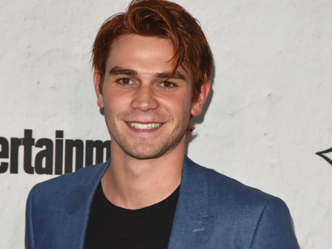 Riverdale star KJ Apa involved in car crash 'after falling asleep following 16 hour day'