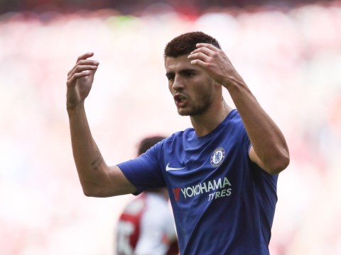 The seven crunch games injured Chelsea striker Alvaro Morata could miss