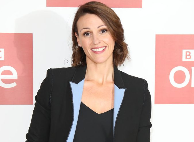 Doctor Foster star Suranne Jones will lead the cast of Frozen in the West End, although it's not 'that' Frozen