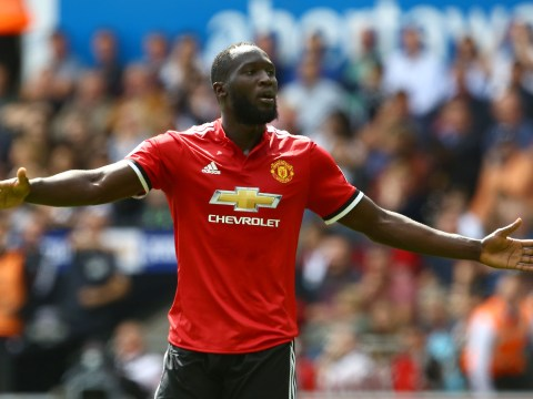 Romelu Lukaku doesn't fear Zlatan Ibrahimovic competition at Manchester United