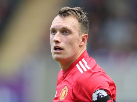 Phil Jones and Antonio Valencia face late fitness tests ahead of Crystal Palace clash