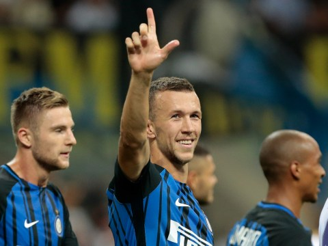 Manchester United transfer target Ivan Perisic explains why he signed new Inter Milan contract