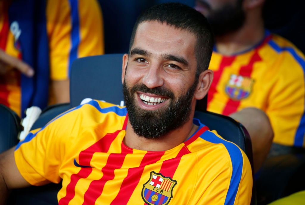 Arda Turan addresses Barcelona future after persist transfer rumours