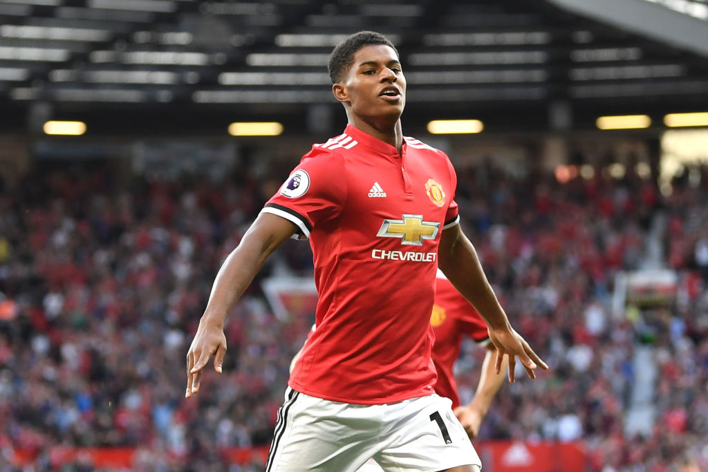 Marcus Rashford can become world beater after learning from Zlatan Ibrahimovic and Wayne Rooney, says Andy Cole