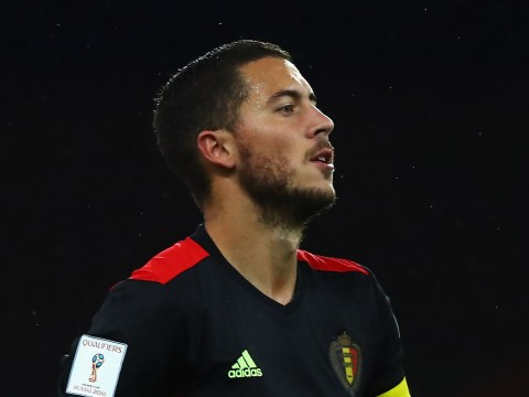 Chelsea's Antonio Conte won't rush Eden Hazard back after injury