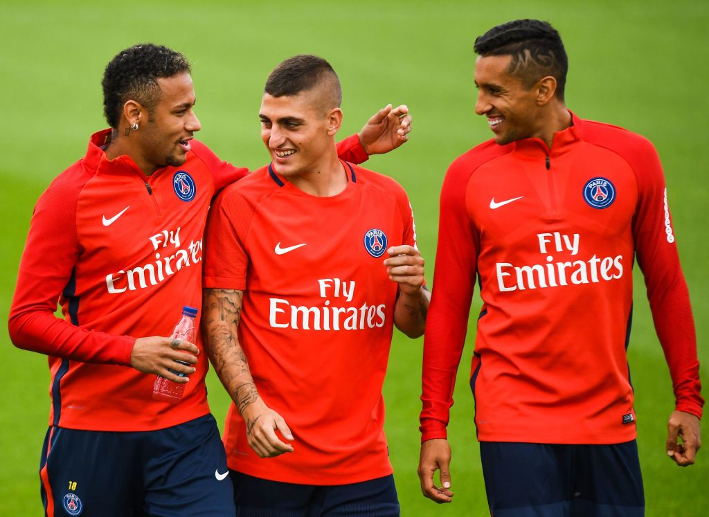 Marco Verratti's agent gives Manchester United and Chelsea hope over transfer