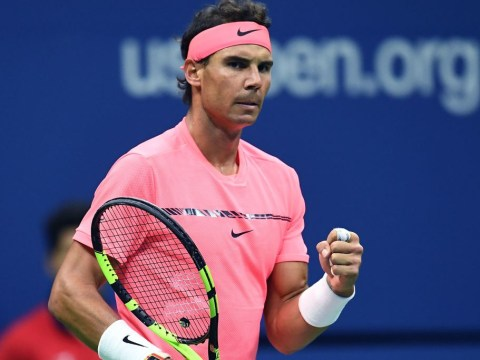 Rafael Nadal awaits Roger Federer in the US Open semi-finals after crushing Andrey Rublev