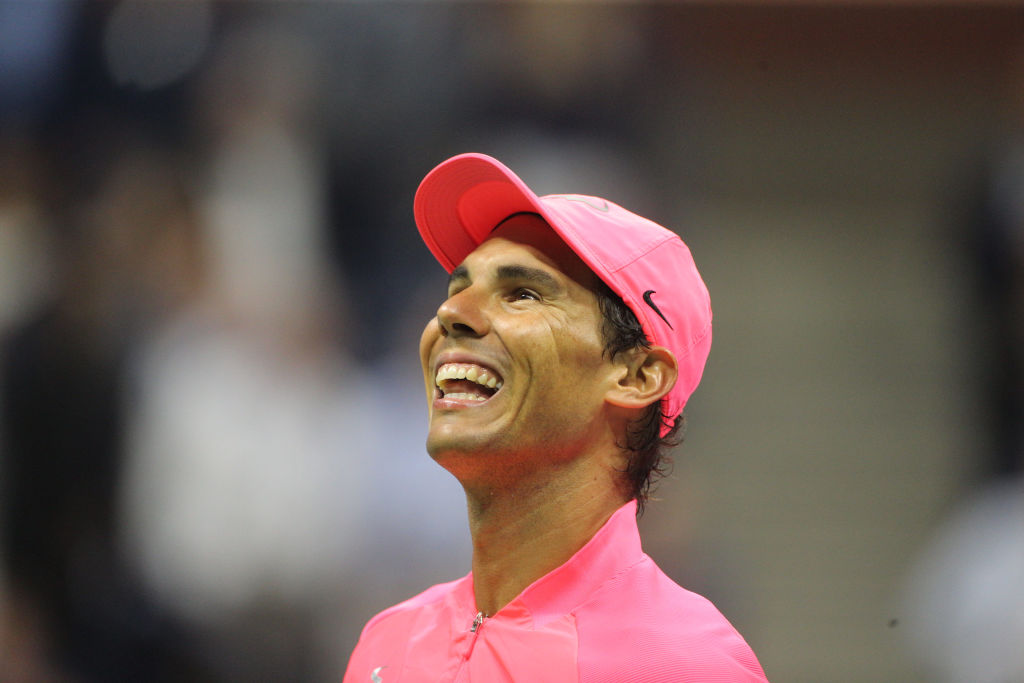 Adorable picture shows just how deep history of Rafael Nadal v Kevin Anderson rivalry runs